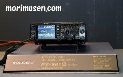 画像4: 最安値挑戦中!【新品 お取り寄せ】FT-991A (100Wタイプ(144/430MHz 50W)/FT-991AM(50W)/FT-991AS(20W/HF 10W) HF/VHF/UHF オールモードトランシーバー ヤエス YAESU