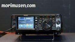 画像3: 最安値挑戦中!【新品 お取り寄せ】FT-991A (100Wタイプ(144/430MHz 50W)/FT-991AM(50W)/FT-991AS(20W/HF 10W) HF/VHF/UHF オールモードトランシーバー ヤエス YAESU