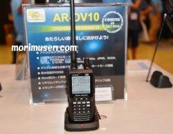 画像3: 【新品 下取りでもっと安く!めざせ最安値】AR-DV10 AOR 広帯域受信機(ハンディタイプ)DIGITAL RECEIVER エーオーアール