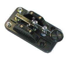 画像2: 【新品/即納】ハイモンド HK-705 (HK705) 縦振れ電鍵 小型モールド台 練習用/HI-MOUND CW・モールス/パドル