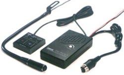 画像2: 【新品/即納】アドニス FX-7500 フレキシブル型モービルマイクロホン 送受信切換スイッチはフリーセッティング!! (どのメーカーもOK)