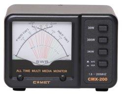 画像3: 【新品/即納】コメット CMX-200 SWR&パワーメーター 1.8MHz〜200MHz