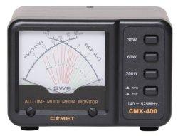 画像3: 【新品/即納】コメット CMX-400 SWR&パワーメーター 140MHz〜525MHz